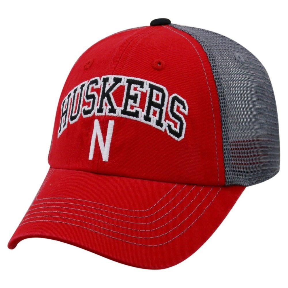 fcc1d8c9266 Baseball Hats NCAA Nebraska Cornhuskers Team Color