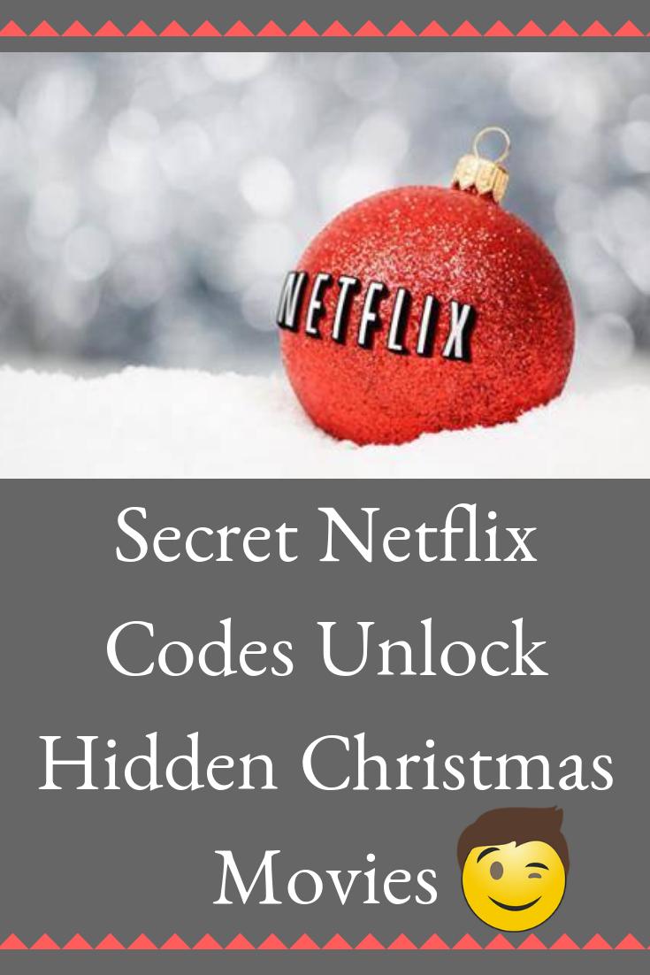 Secret Netflix Codes Unlock Hidden Christmas Movies