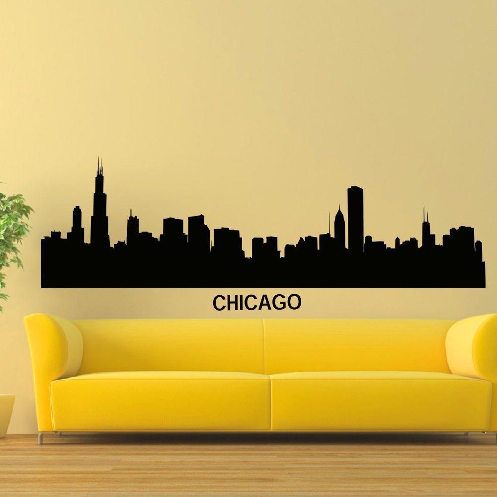 Pretty Wall Art Chicago Ideas - The Wall Art Decorations ...