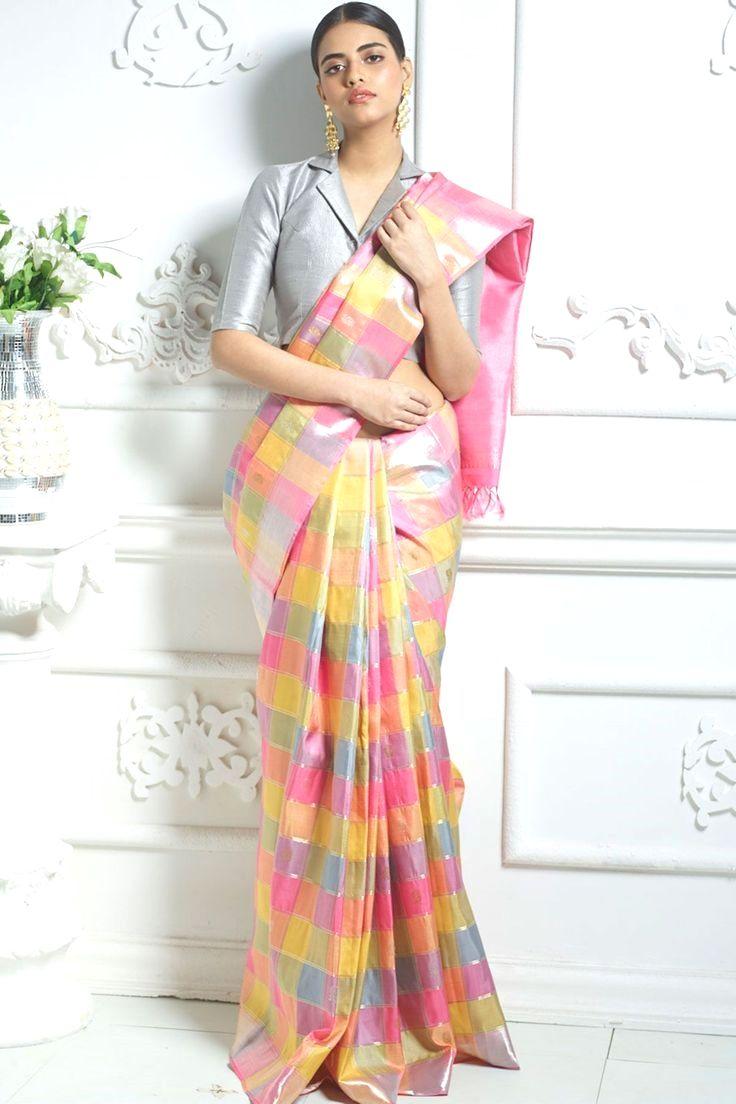 Pure silk saree 2018 multicolor zari woven pure kanchipuram silk sareesr modern