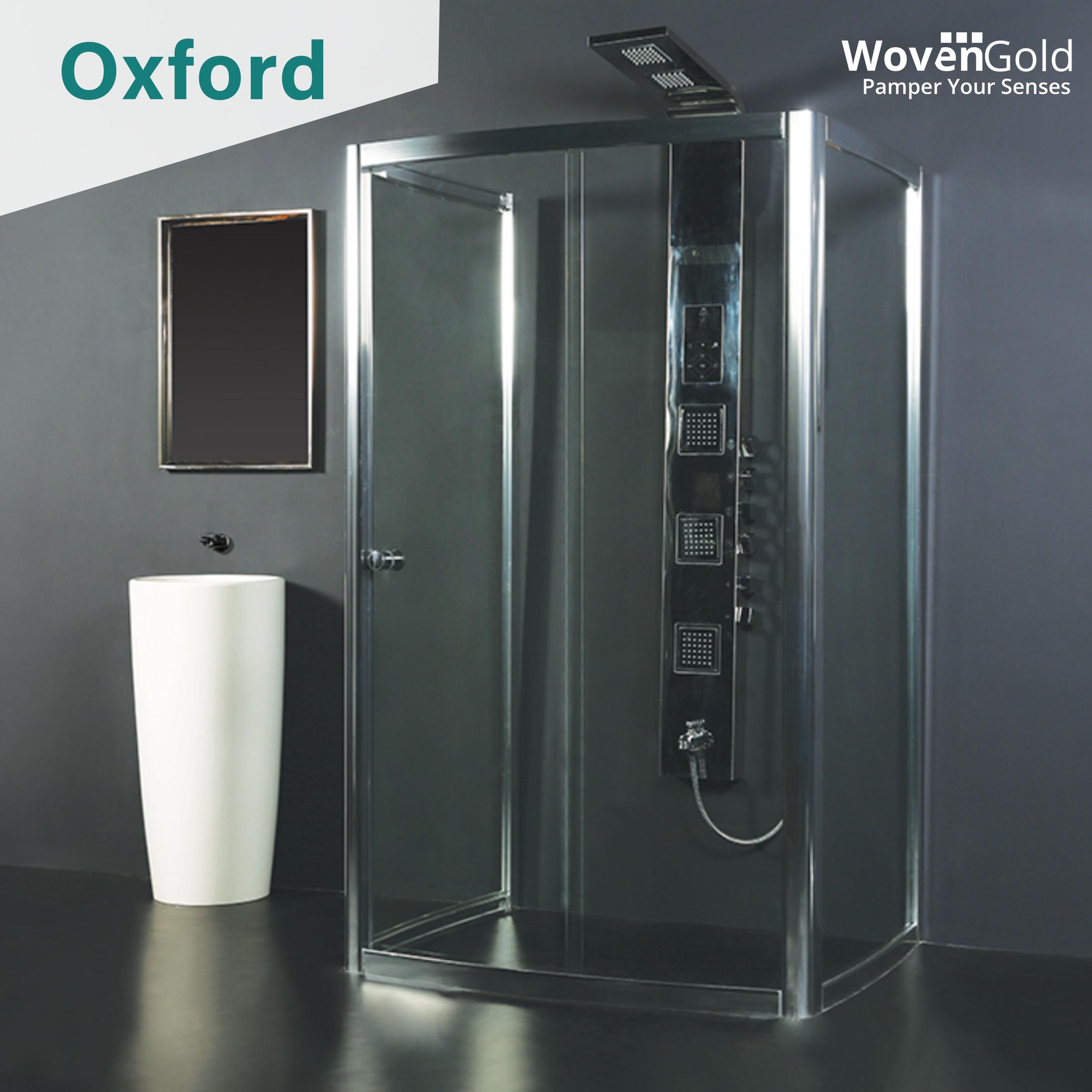 Oxford A Sliding Glass Shower Enclosure Glass Shower Enclosures Shower Enclosure Glass Shower