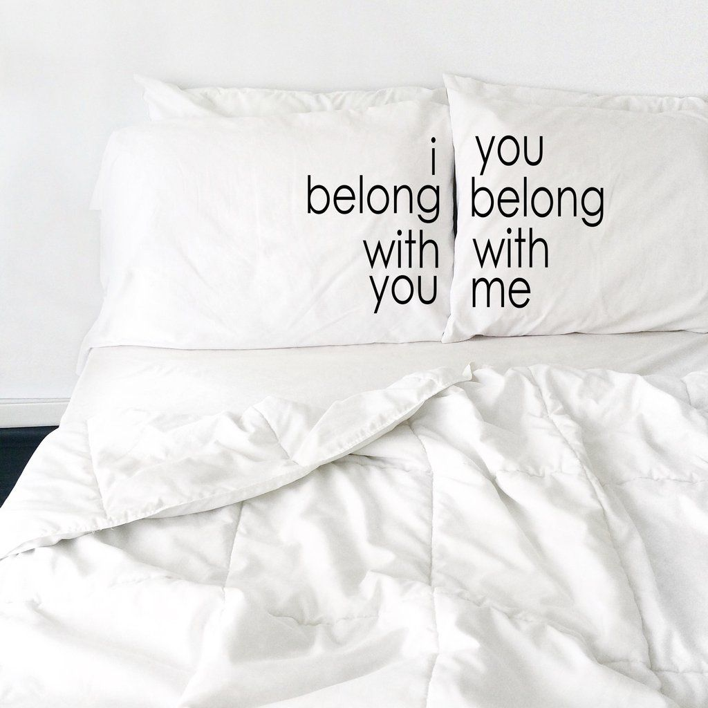 zibbet fullxfull and cases by little hers il couple gifts rkgraceprints set pillow his pillowcase couples pillowcases big for spoon on gift