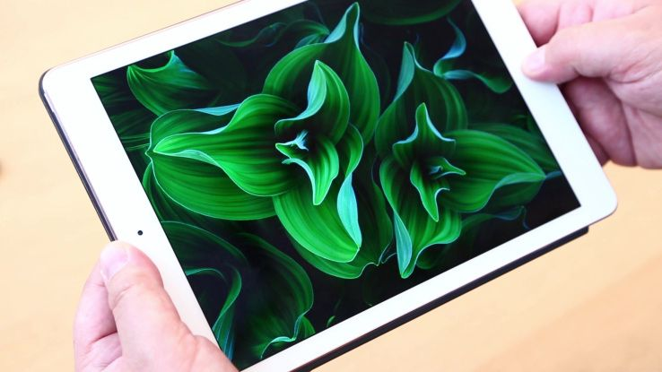 Display expert Raymond Soneira gushes over new iPad Pro's screen | TechCrunch