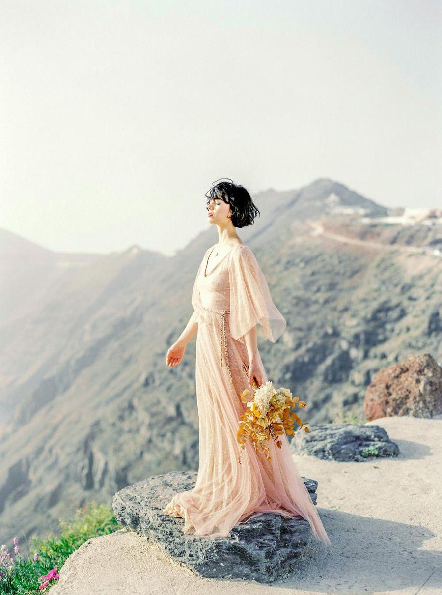 Santorini wedding ideas -   15 wedding Design couple ideas
