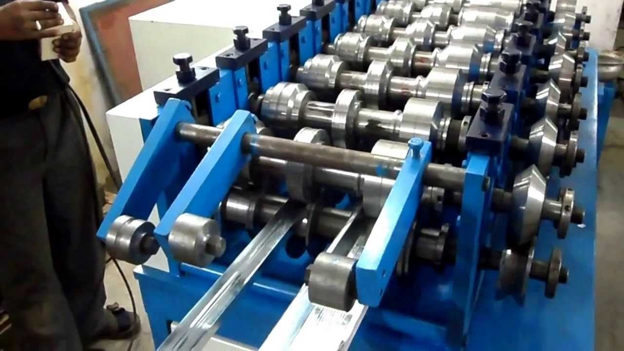 You Will Come In Contact With Top Manufacturers Who Have Proven Track Record Inbon Machinery For Instance Is A Company Base Roll Forming Manufacturing Rolls