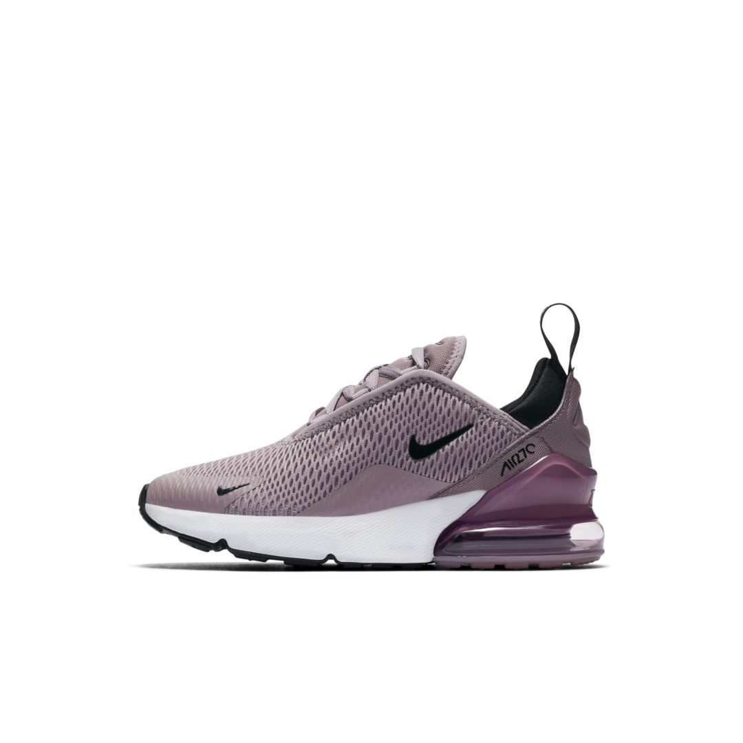27c360a8891 Nike Air Max 270 Little Kids  Shoe Size 11C (Elemental Rose)