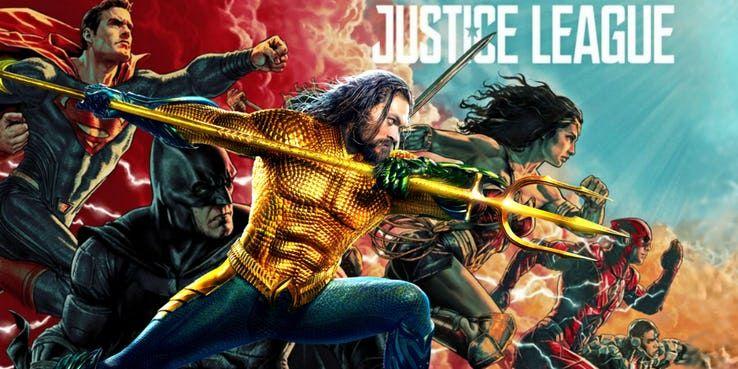 Aquaman Justice League 2 Justice League Justice League 2 League