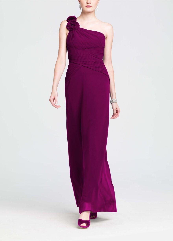 Sangria Dress Davids Bridal. | Bridesmaid | Pinterest | Vestidos ...
