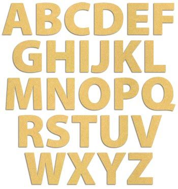 Free Printable Alphabet Letters A Z Free Printable Bubble Letters
