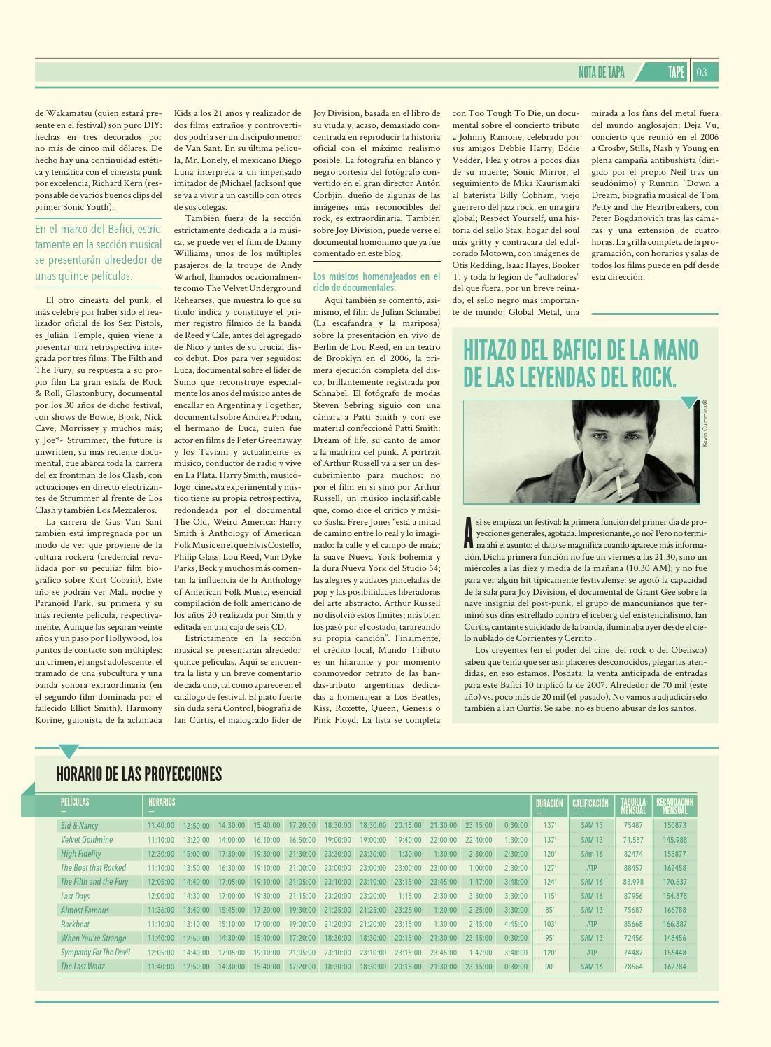 Edición periódica para Tipografía Cosgaya II - 2013  Facultad de Arquitectura, Diseño y Urbanismo (FADU - UBA)