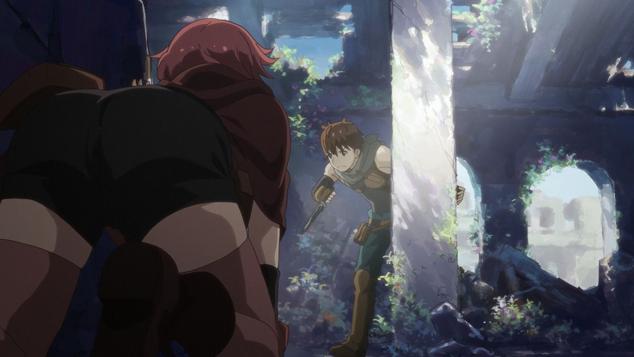 Yume S Ass Is The True Main Character Of Grimgar