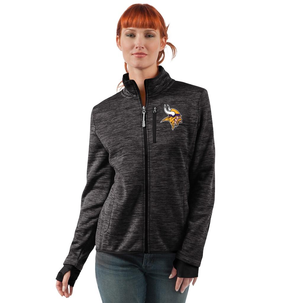 new style 60b8b 67a94 Women's Minnesota Vikings Slap Shot Jacket   Products   Slap ...