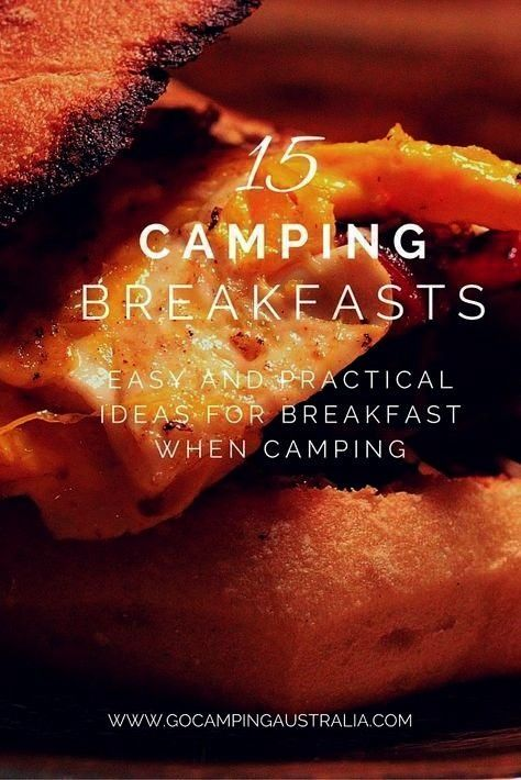 simple outdoor camping recipe for breakfast will permit you to delight in a grbreakfastA simple outdoor camping recipe for breakfast will permit you to delight in a grbre...