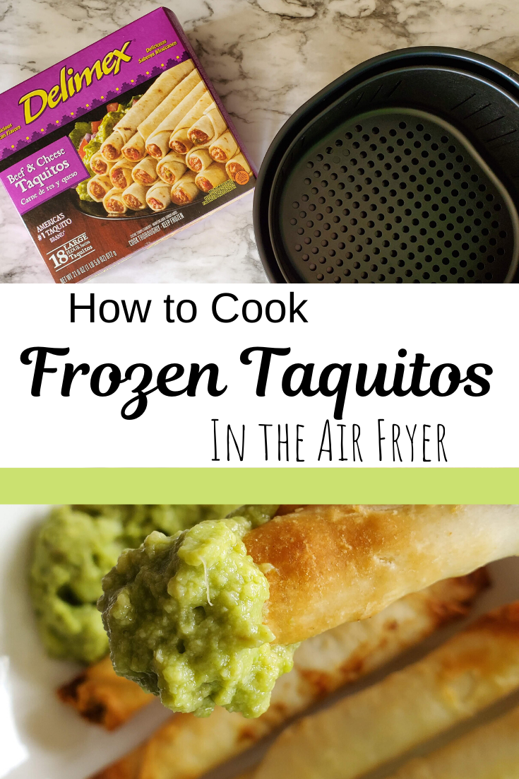 How to Cook Frozen Taquitos in the Air Fryer, Fast! in