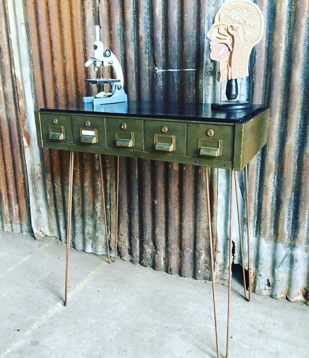 Steampunk Desk in 2020 Steampunk desk, Furniture