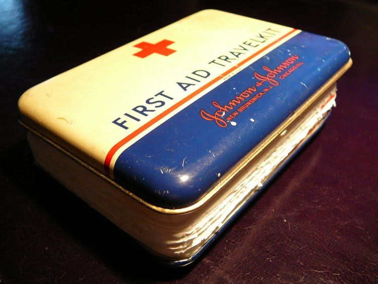 First Aid Journal | Sustained Confusion