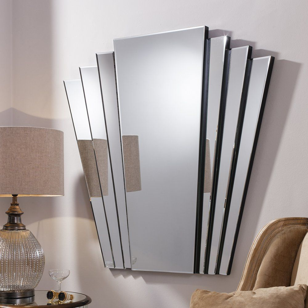 Gallery direct gatsby art deco fan tailed wall mirror 39x39 gallery direct gatsby art deco fan tailed wall mirror 39x39 amipublicfo Image collections