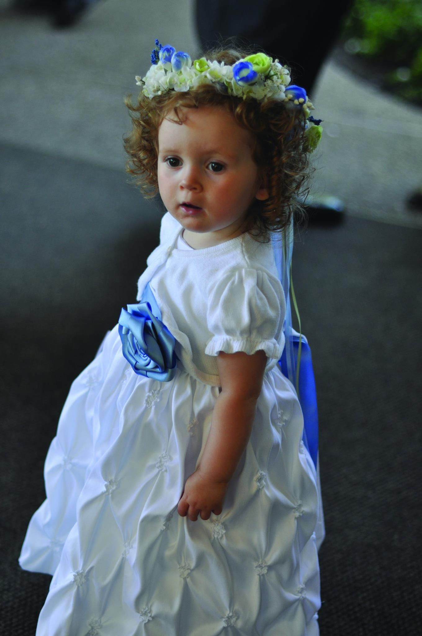 fanciful flower girls dresses u hair accessories for the