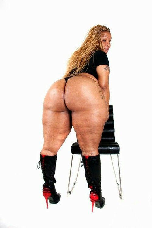 Fat Ebony Ass 79