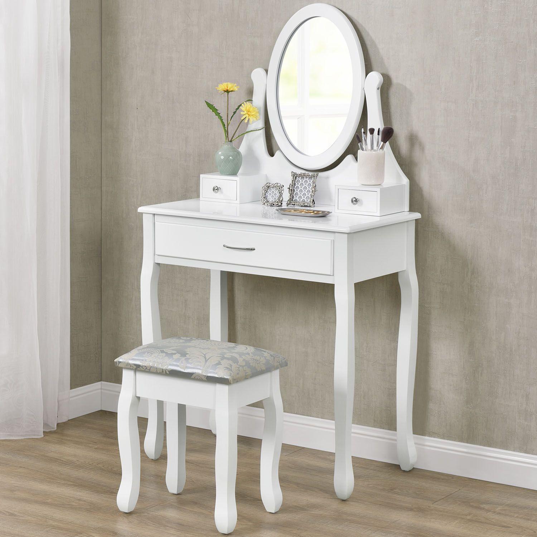 Toaletka Kosmetyczna Helena Taboret Lustro 299 Zl Allegro Pl Raty 0 Darmowa Dostawa Ze Smart Furniture Lounge Furniture Layout Dressing Table Set