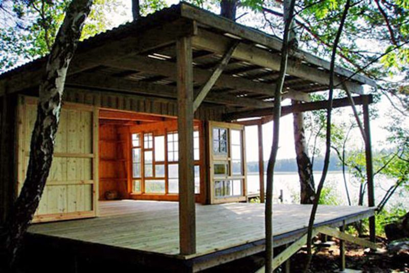 home and design - Kipahulu ottage, 260 sq ft. Built in Bali (but can be shipped ...