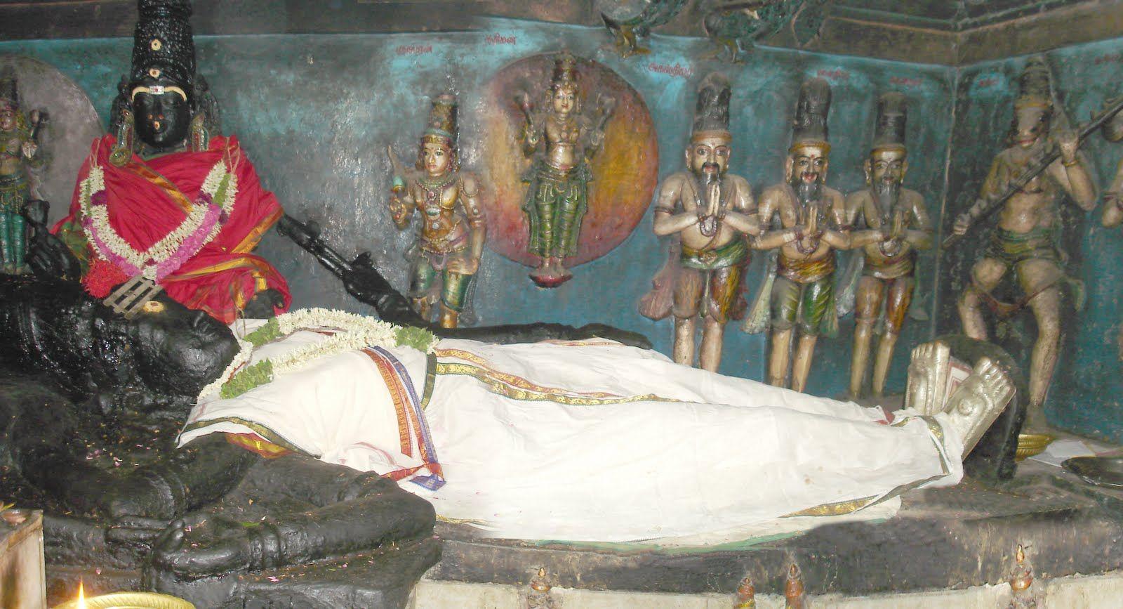 Suratapalli Pallikondeshwara Shiva Temple-Sleeping Shiva Temple-Surathapalli Andhrapradesh4