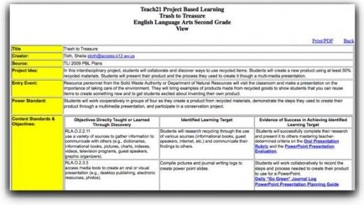 Top 10 Lesson Plan Template Forms And Websites Arts Integration