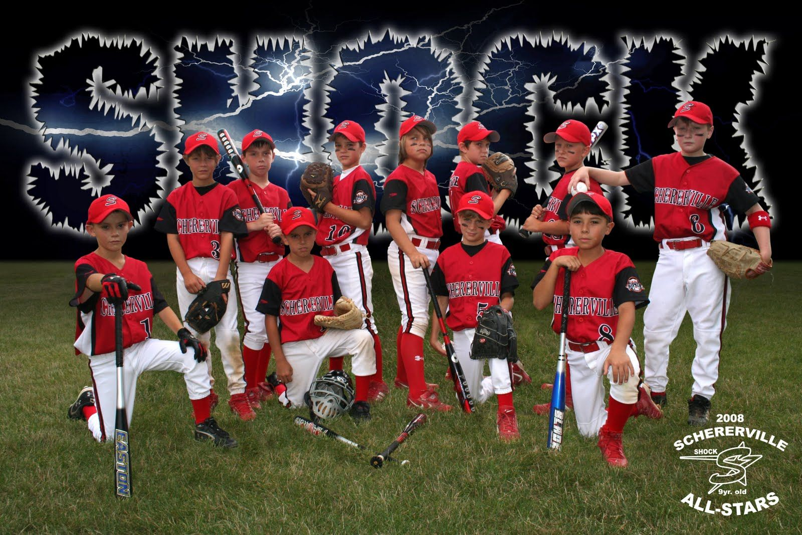 baseball team pictures ideas | ... the background and ...