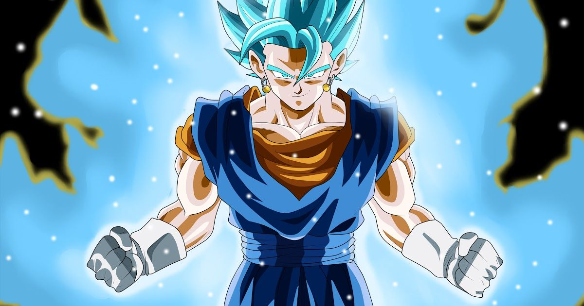 11 Anime Blue Wallpaper 4k Super Saiyan Blue Vegito 4k 8k Wallpapers Hd Wallpapers Download Vegeta B In 2020 Anime Dragon Ball Super Dragon Ball Anime Dragon Ball