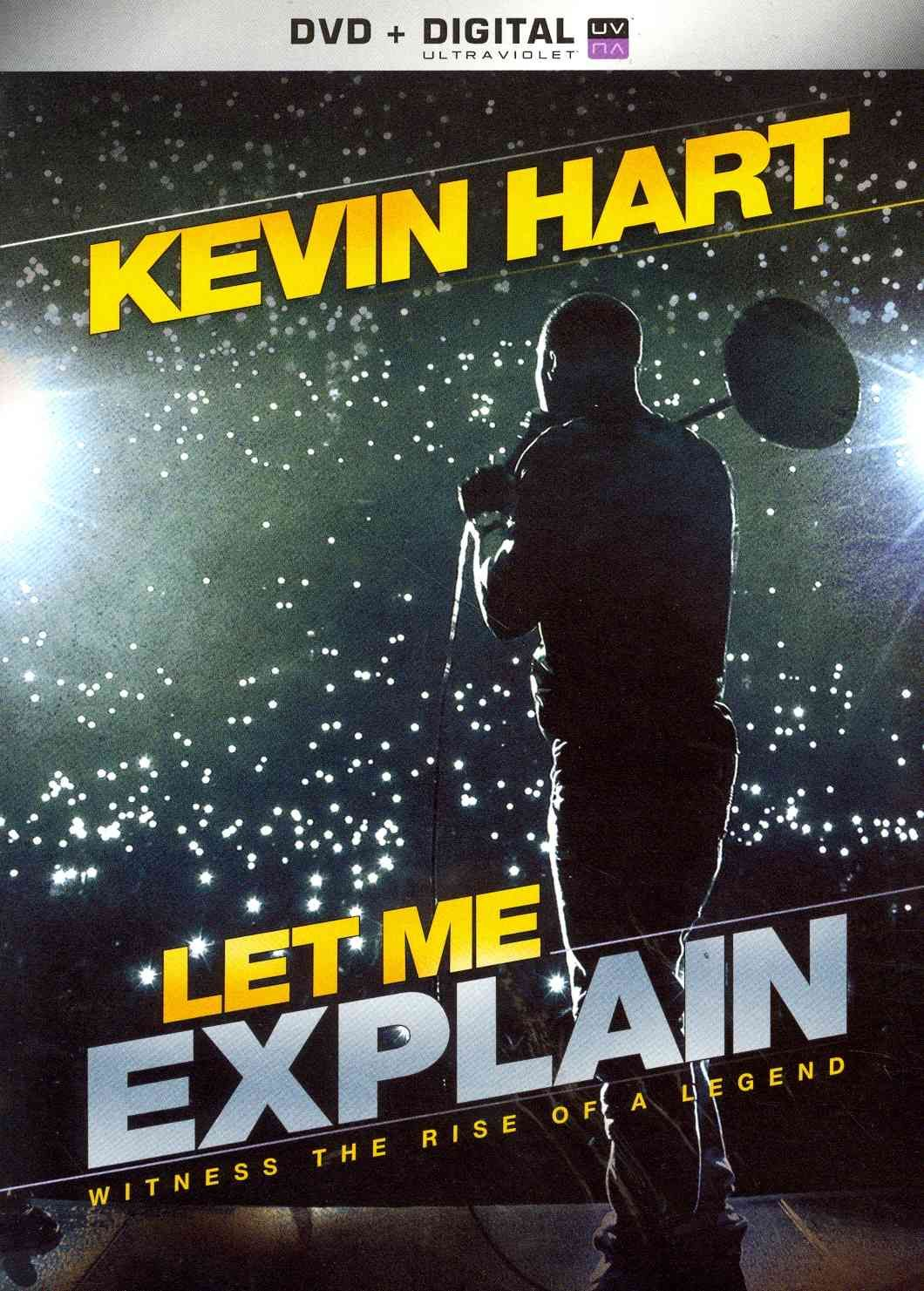 Kevin Hart Let Me Explain Dvd Overstock Com Shopping The Best Deals On Musicals Performing Arts Kevin Hart Movies To Watch Stand Up Comedy Shows