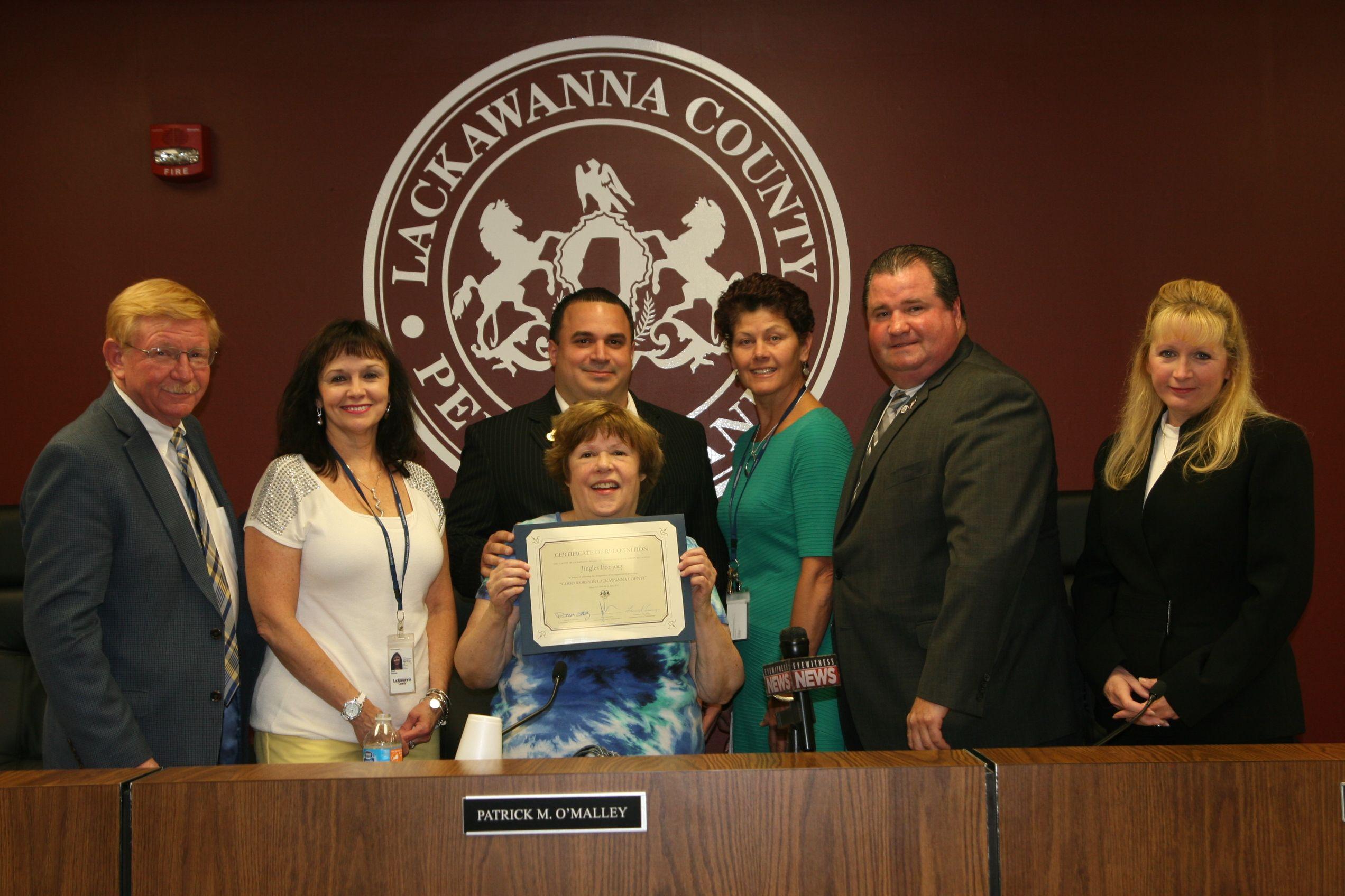 lackawanna county pennsylvania clerk of judicial records