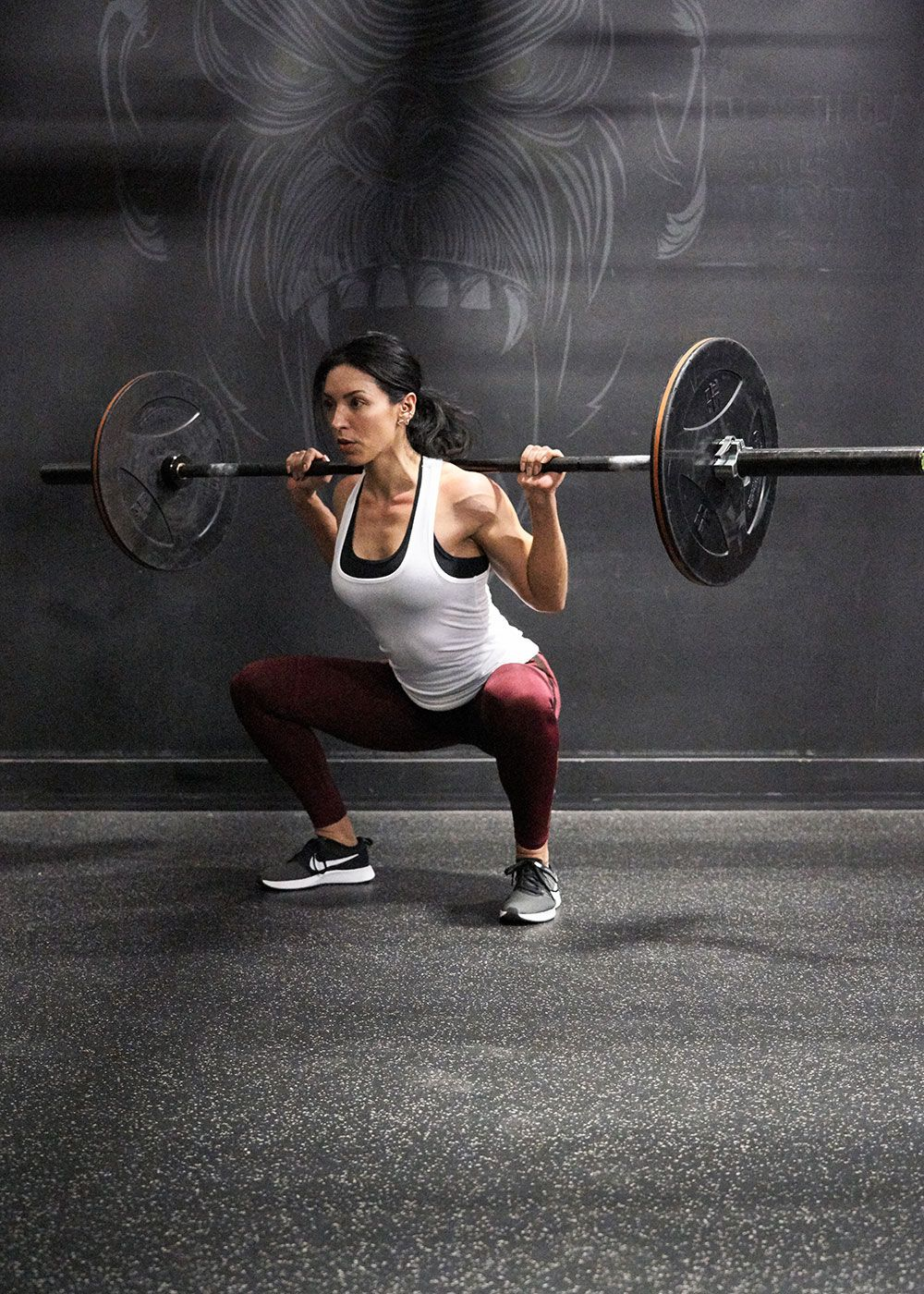 Front squats vs back squats what you need to know