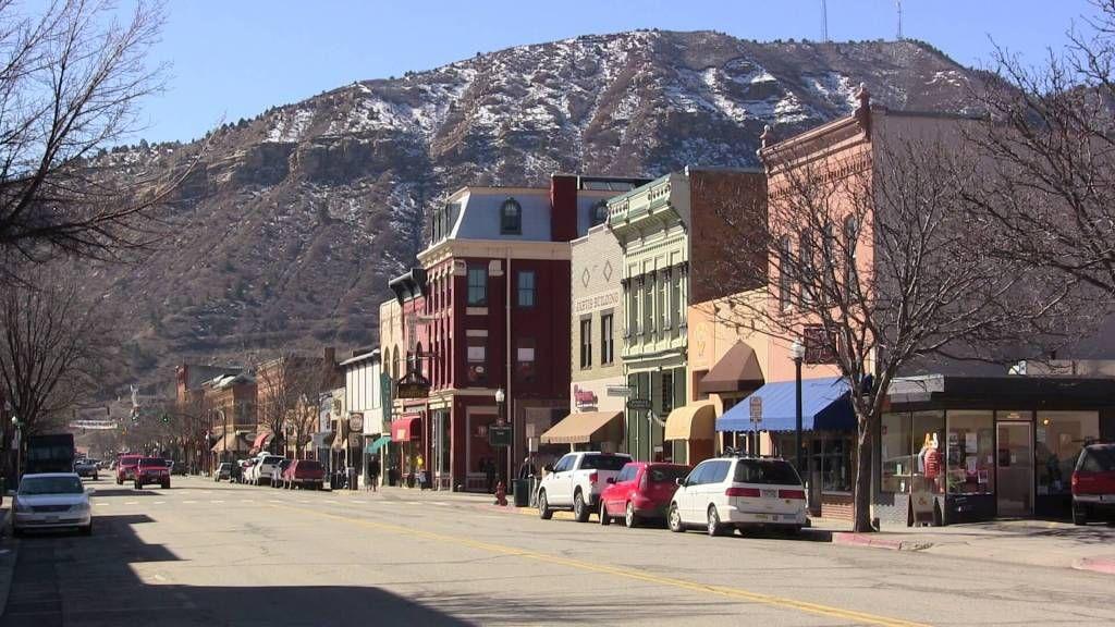 Pictures Of Downtown Durango Colorado