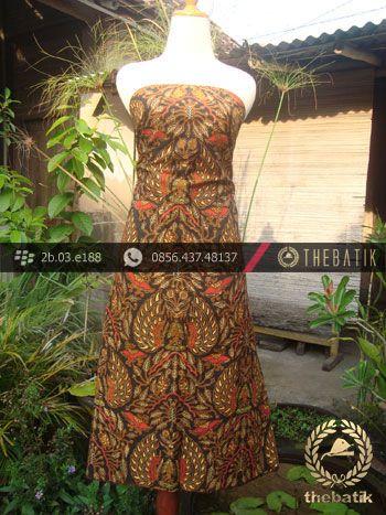 Kain Batik Coletan Solo Motif Sidoasih  Antik Batik Solo