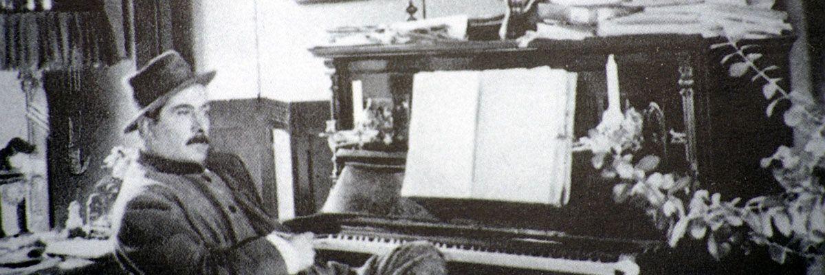 Pianista iniciático de korrepetidor