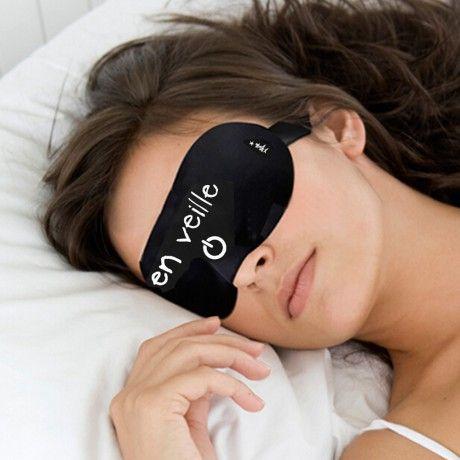 """masque de nuit """"en veille"""" pour geek   masques de nuit   pinterest"""