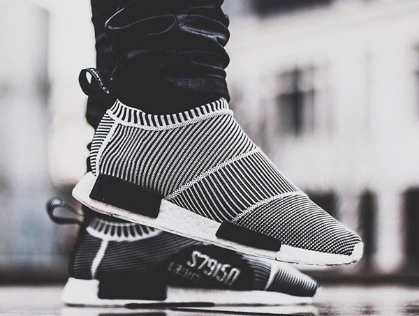 Adidas NMD CS1 City Sock PK 'Black/White' post image