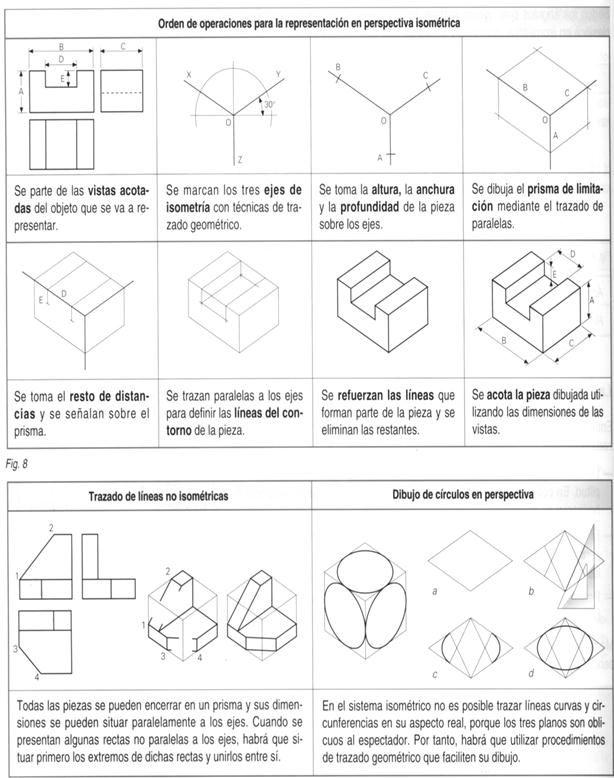 Dibujo Tecnico Basico Tecnicas De Dibujo Vistas Dibujo Tecnico Ejercicios De Dibujo