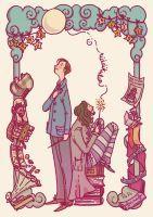 Remus And Sirius by RaRo81
