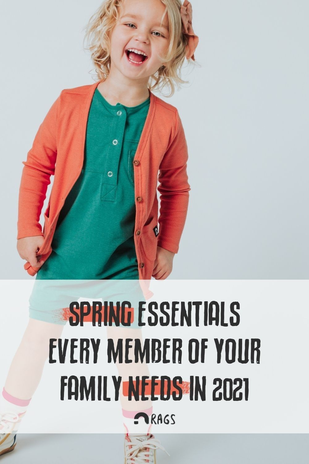 Spring Essentials Every Member of Your Family Needs in 5 in