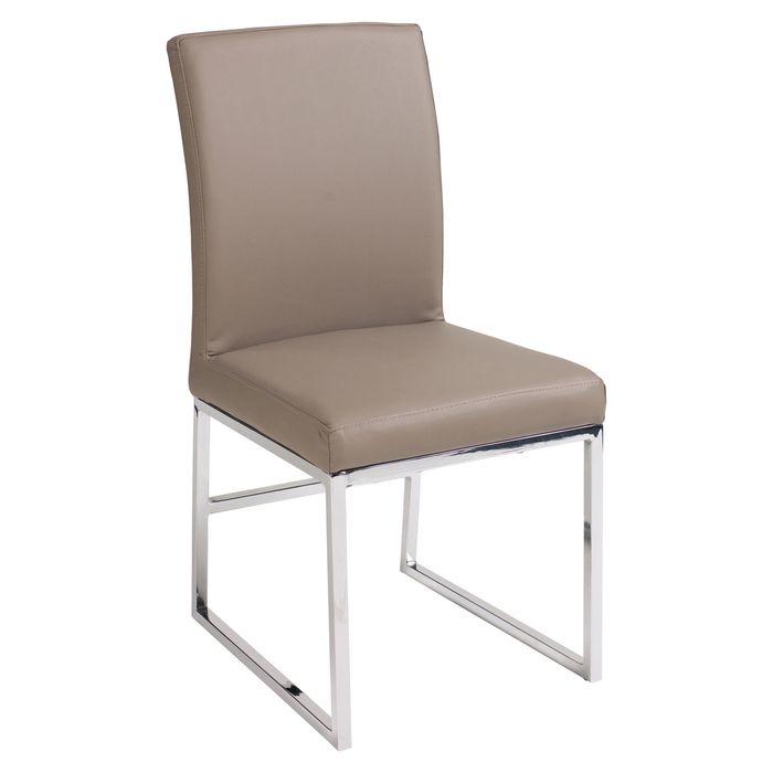 Dwell - Loop leg dining chair - Stone - £99 Kitchen Pinterest