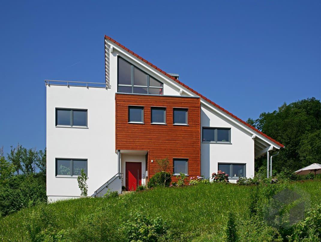 Koch von Fertighaus WEISS Wohnfläche gesamt 196 m²