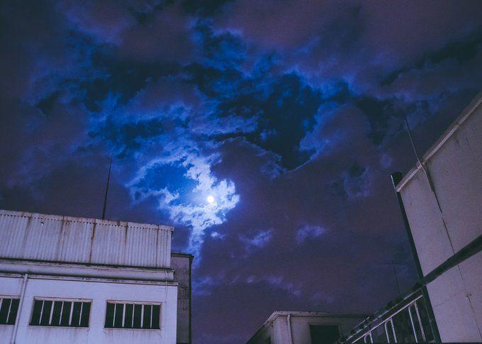 Sky, Photo, Heavy Heart