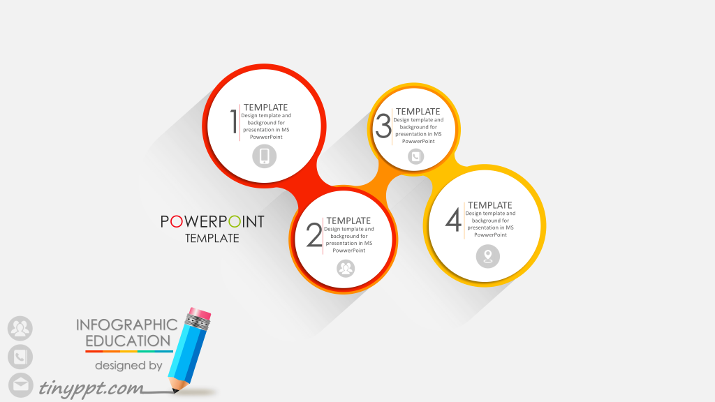 Powerpoint Timeline Template Microsoft Animation Effects Template