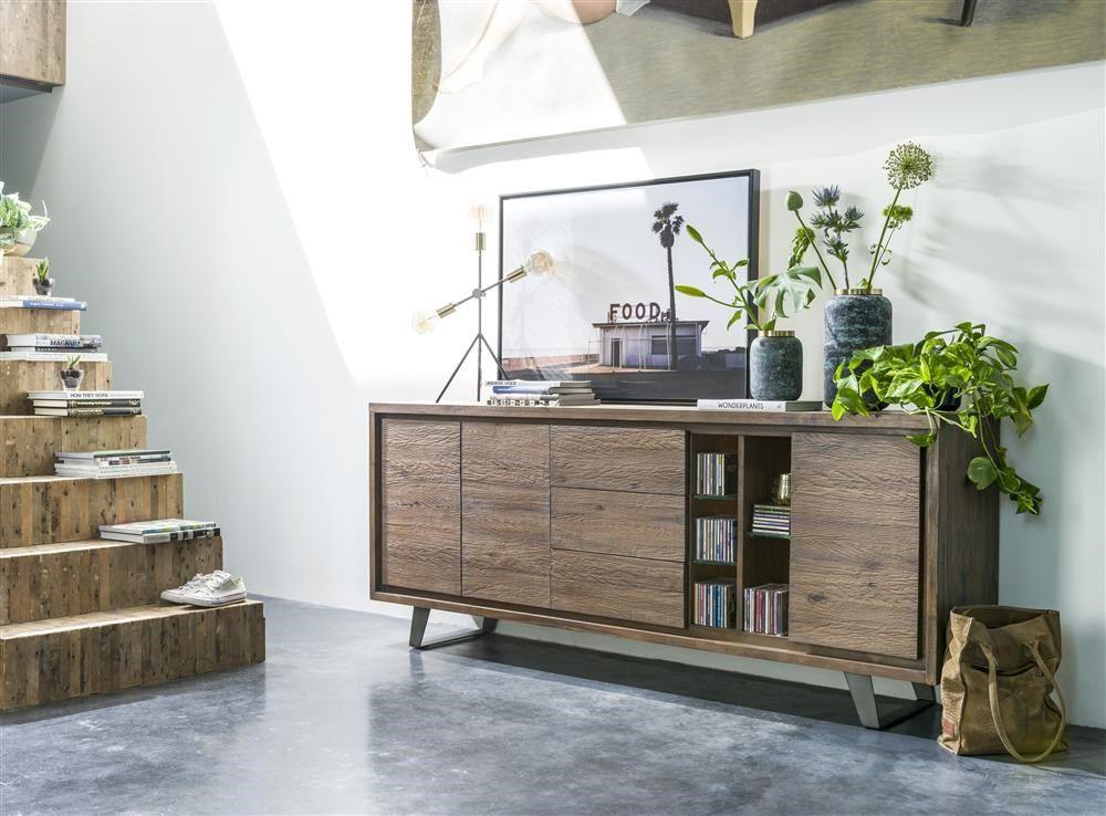 Moderne Houten Dressoir.Box In 2019 Woonstijl Strak Elegant Dressoir Interieur En