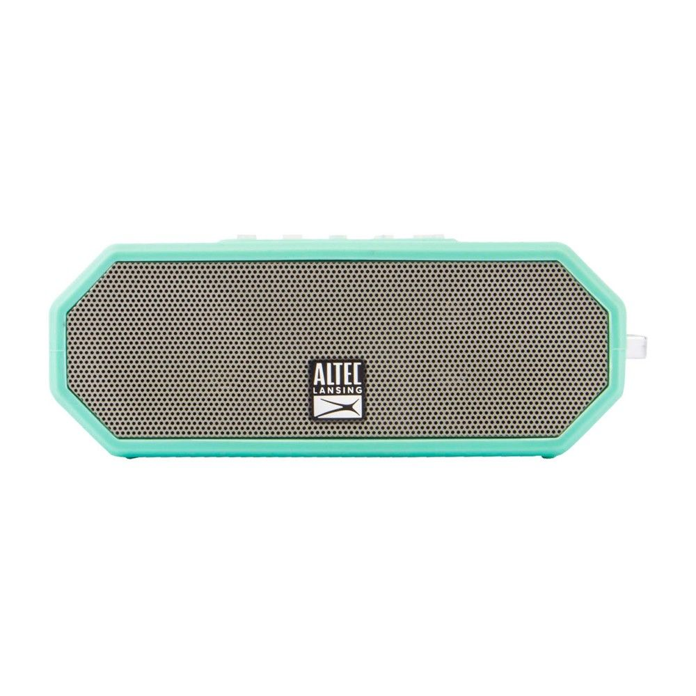 Altec Lansing Jacket H2o 4 Speaker Mint Imw449 Mt Green