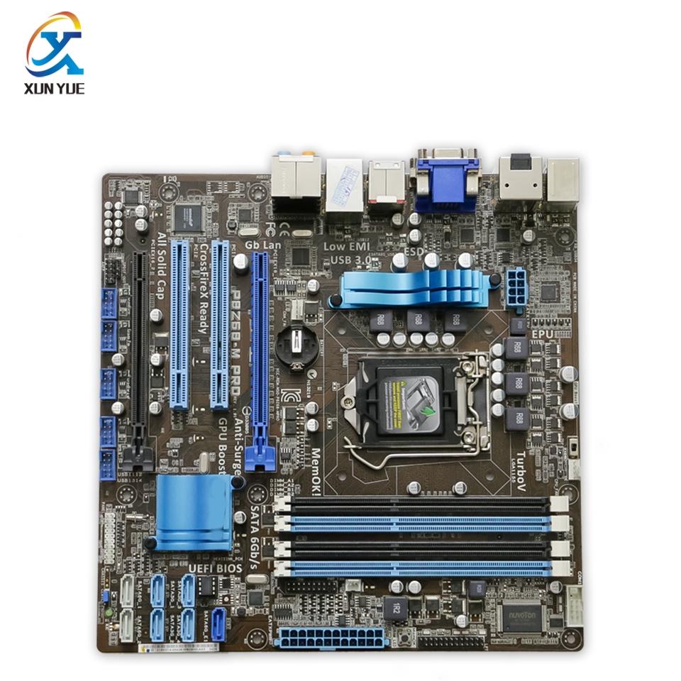 8631 Watch Here P8z68 M Pro Original Used Desktop Motherboard Mainboard Extreme H61 Soket 1155 Intel Z68 Socket Lga I3 I5 I7 Ddr3 32g Sata3 Usb30 Uatx Shopstyle