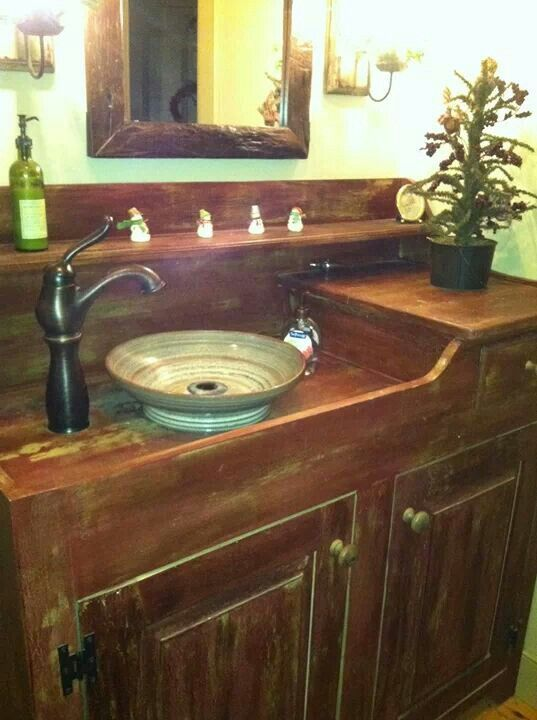 Dry sink my new 1 2 bath will have the one in the garage - 1 2 bath ideas ...