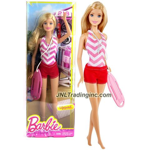 Barbie Careers Lifeguard Fashion Pack
