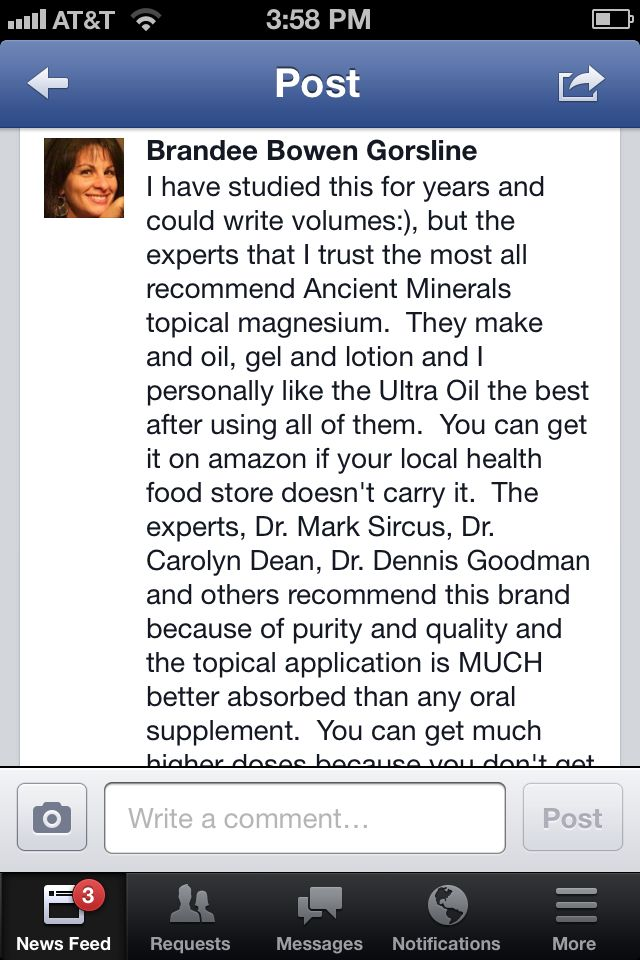 Topical magnesium for pregnancy